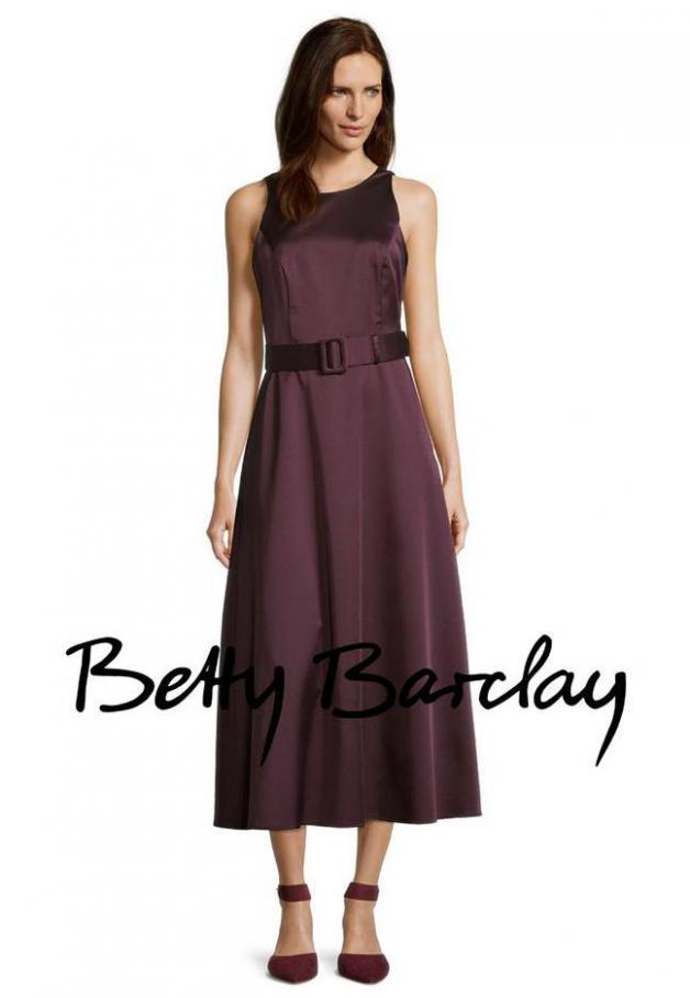 Lookbook Kleider . Betty Barclay (2020-11-17-2020-11-17)