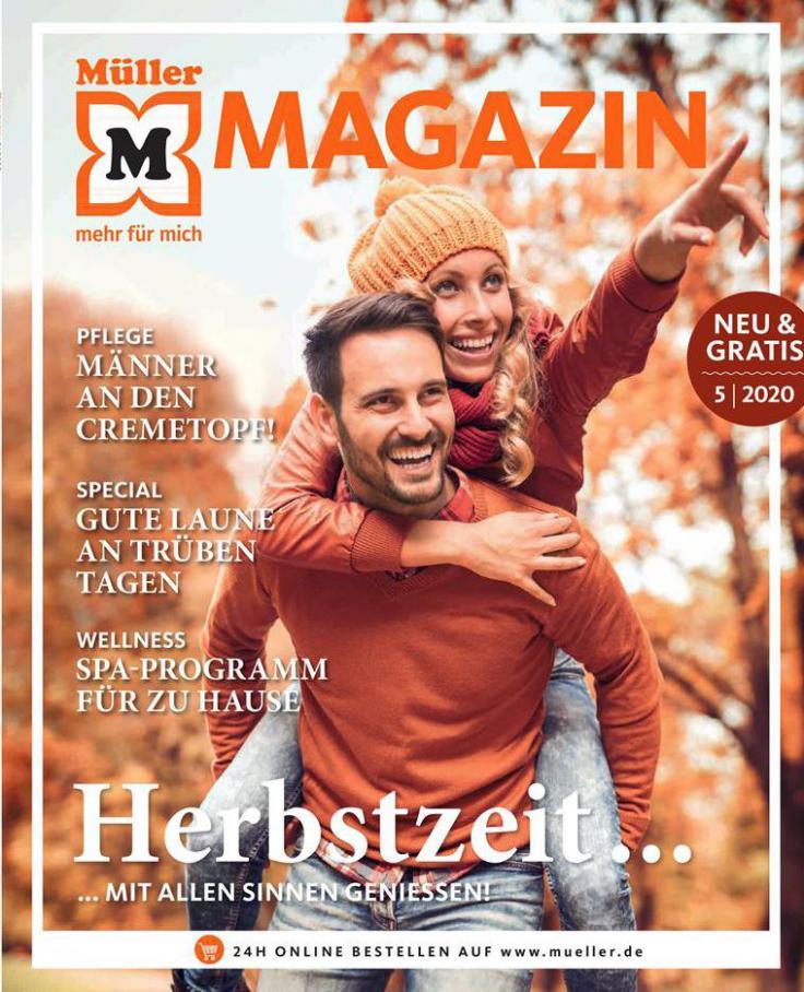 Magazin . Müller (2020-11-30-2020-11-30)