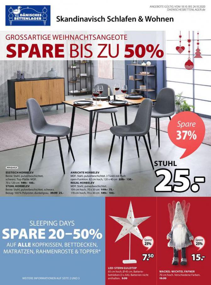 Skandinavisch Schlafen & Wohnen . Dänisches Bettenlager (2020-10-24-2020-10-24)
