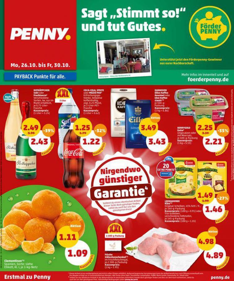 Penny flugblatt . Penny (2020-10-30-2020-10-30)