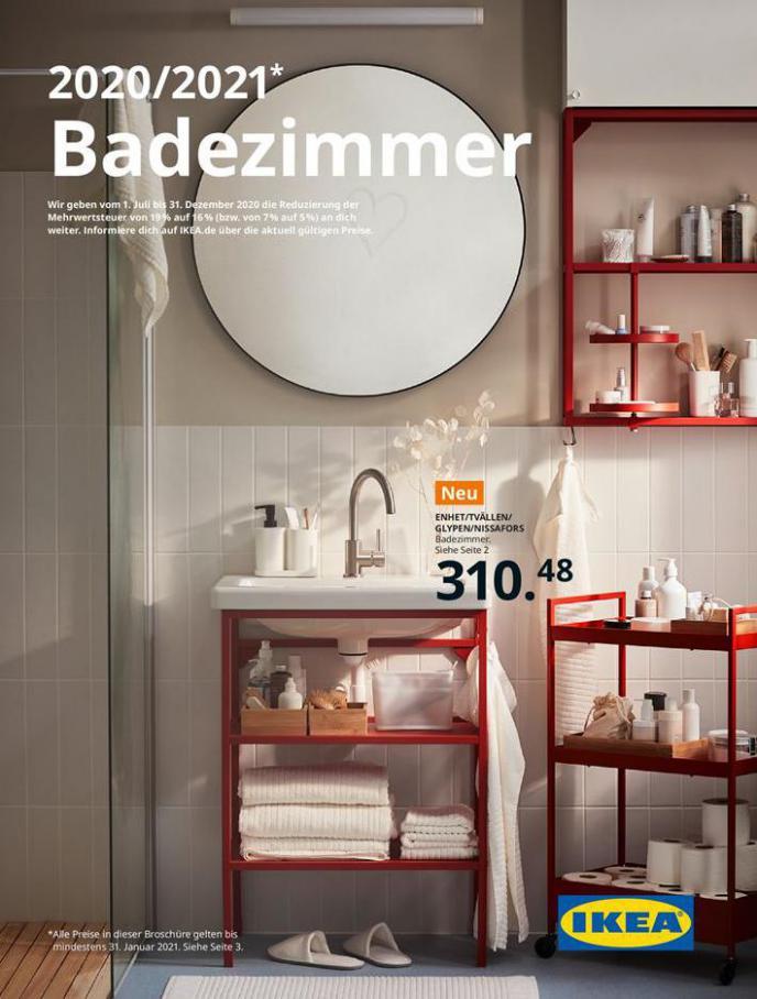 Badezimmer . IKEA (2021-01-31-2021-01-31)