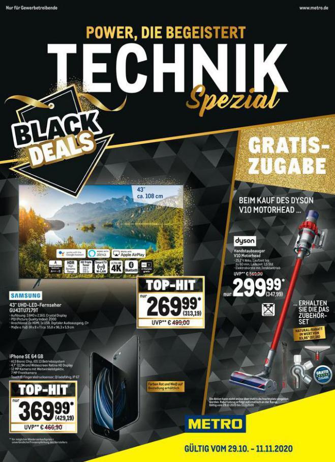 Technik Spezial . Metro (2020-11-11-2020-11-11)