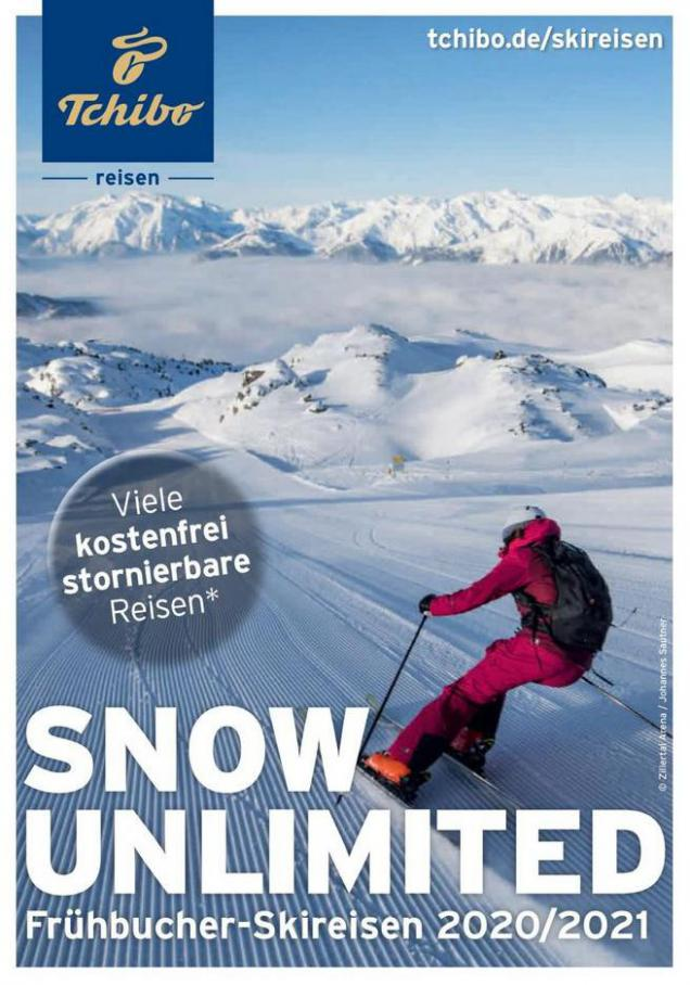 SNOW UNLIMITED . Tchibo (2020-10-31-2020-10-31)