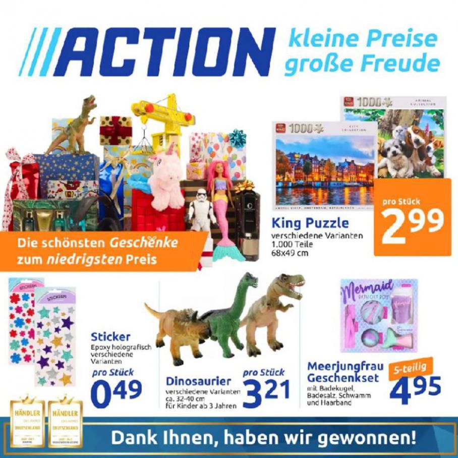 Kleine Preis Große Freude . Action (2020-10-20-2020-10-20)