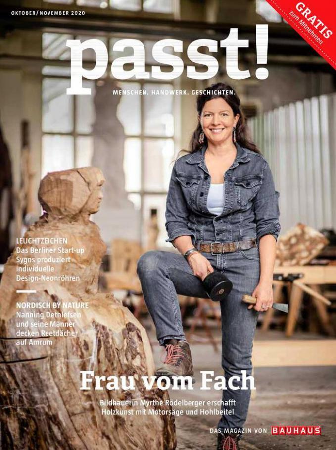 passt! . Bauhaus (2020-11-30-2020-11-30)