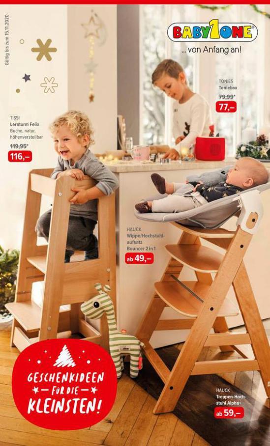 Weihnachten 2020 . BabyOne (2020-11-05-2020-11-05)