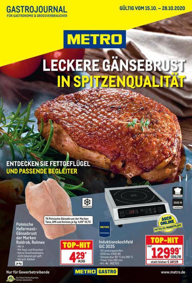GastroJournal . Metro (2020-10-28-2020-10-28)