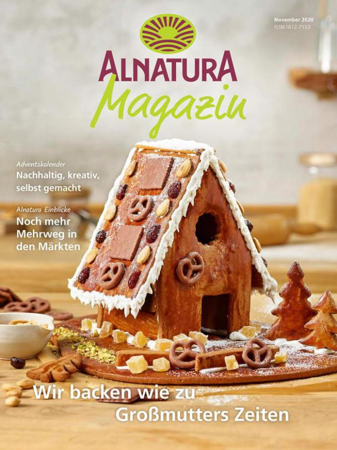 Alnatura Magazin November 2020 . Alnatura (2020-11-30-2020-11-30)