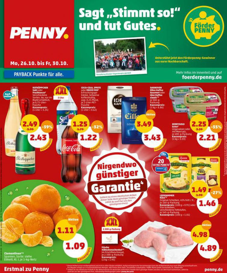Penny flugblatt . Penny (2020-10-31-2020-10-31)