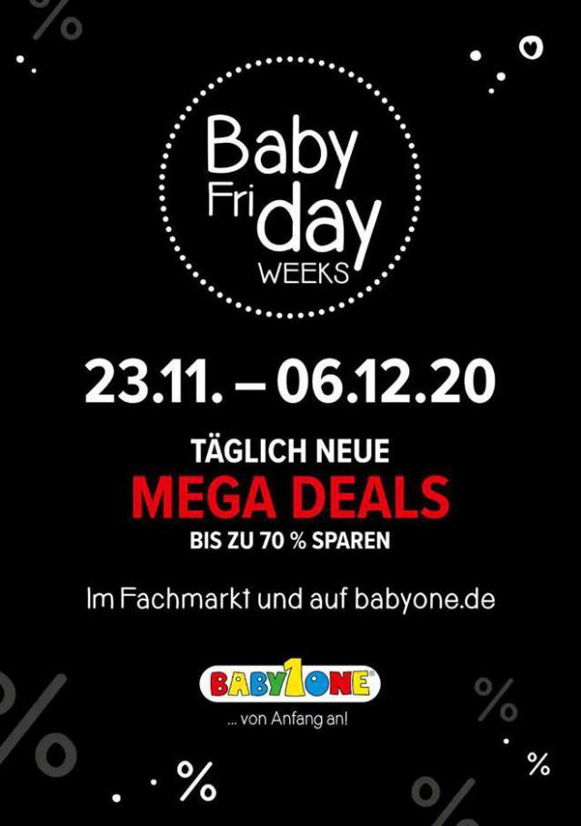 Baby Friday Weeks . BabyOne (2020-12-06-2020-12-06)
