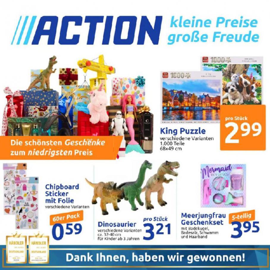Die schönsten Geschenke zum niedrigsten Preis . Action (2020-11-10-2020-11-10)