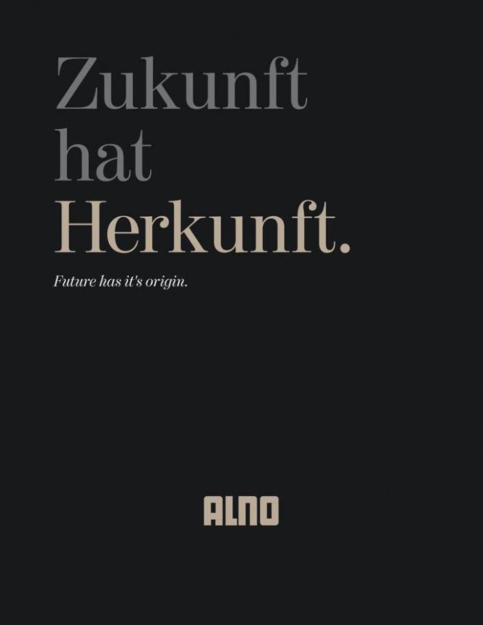 Katalog 2020-2021 . alno Küchenwelten (2021-01-31-2021-01-31)