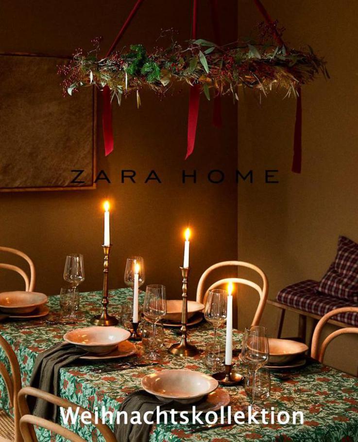 Weihnachtskollektion . Zara Home (2020-12-31-2020-12-31)