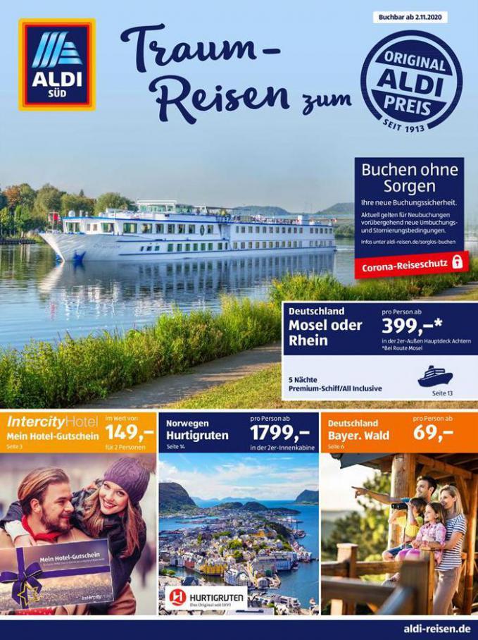 Aldi Süd flugblatt . Aldi Süd (2020-12-06-2020-12-06)