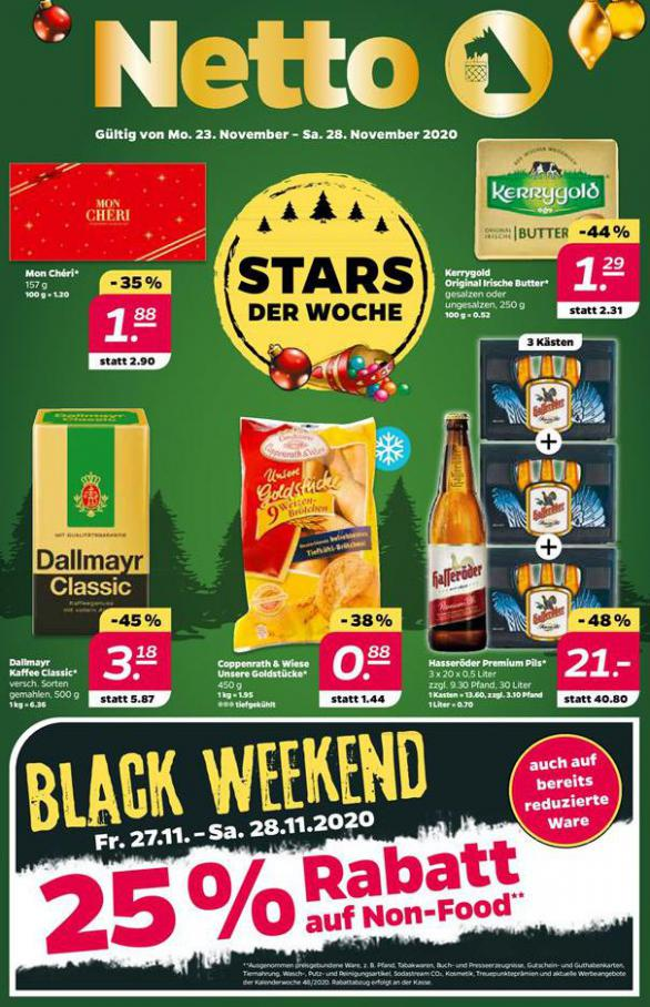 Black Weekend . Netto (2020-11-28-2020-11-28)