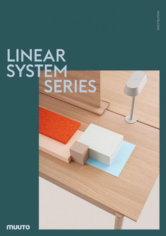 Muuto  Linear System Series . Muuto (2020-11-30-2020-11-30)