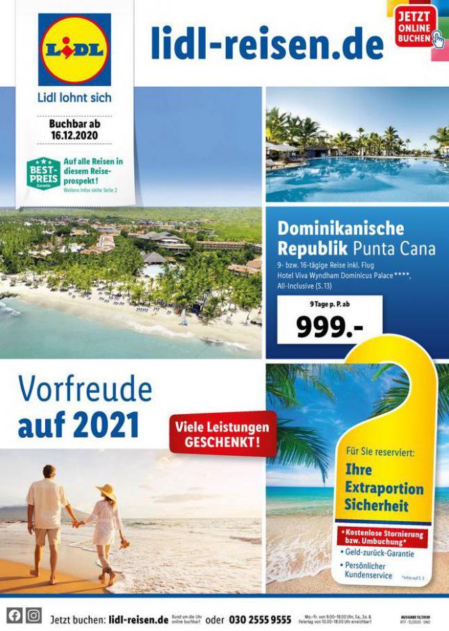 Vorfreude auf 2021 . Lidl (2021-01-15-2021-01-15)