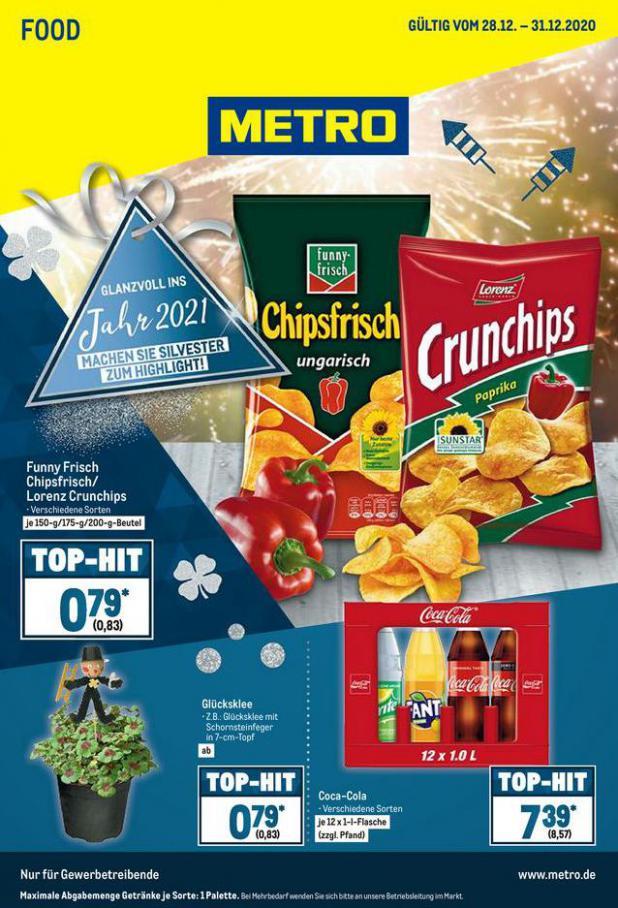 Food . Metro (2020-12-31-2020-12-31)