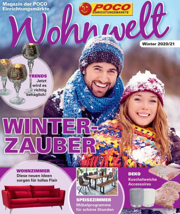 Winter-Zauber . Poco (2021-02-21-2021-02-21)