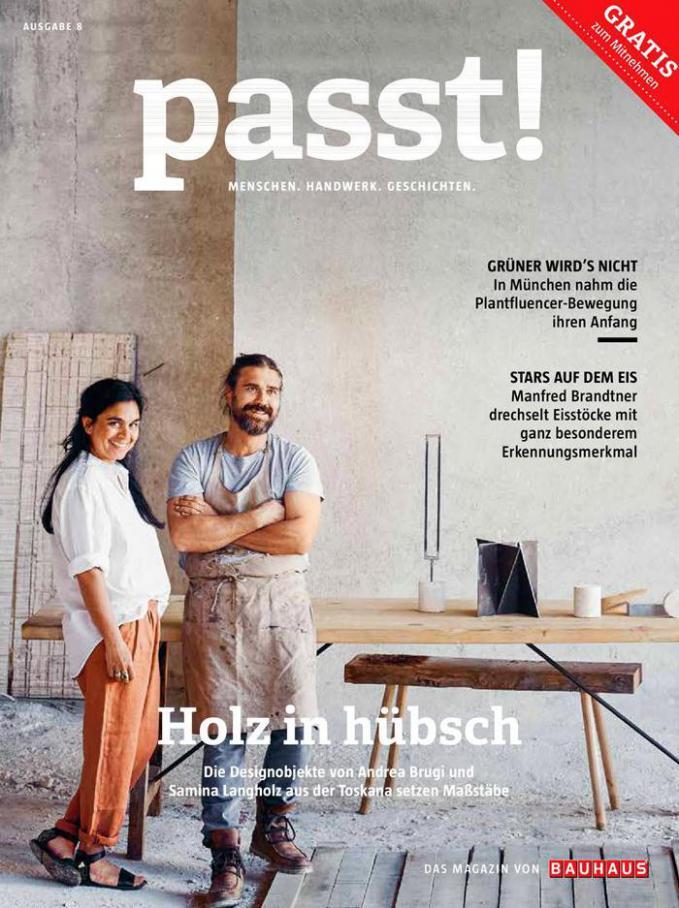 passt! . Bauhaus (2020-12-31-2020-12-31)