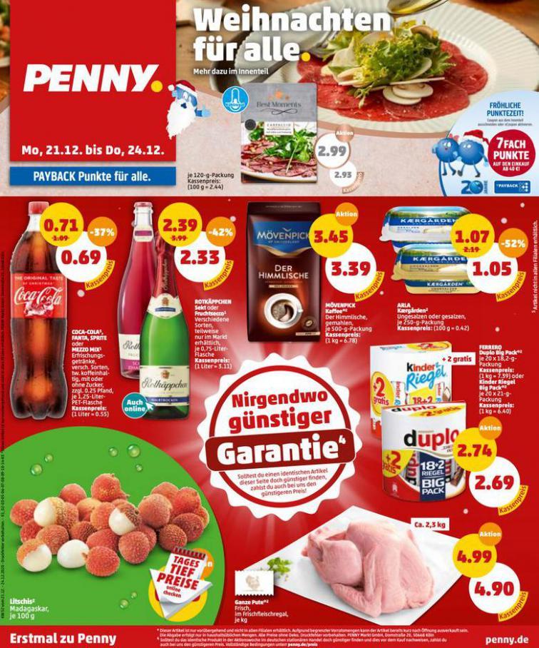 Penny flugblatt . Penny (2020-12-24-2020-12-24)
