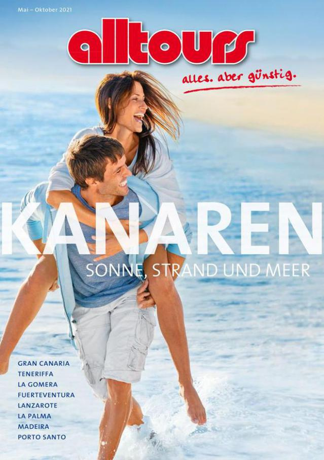 Kanaren . alltours Reisecenter (2021-10-31-2021-10-31)