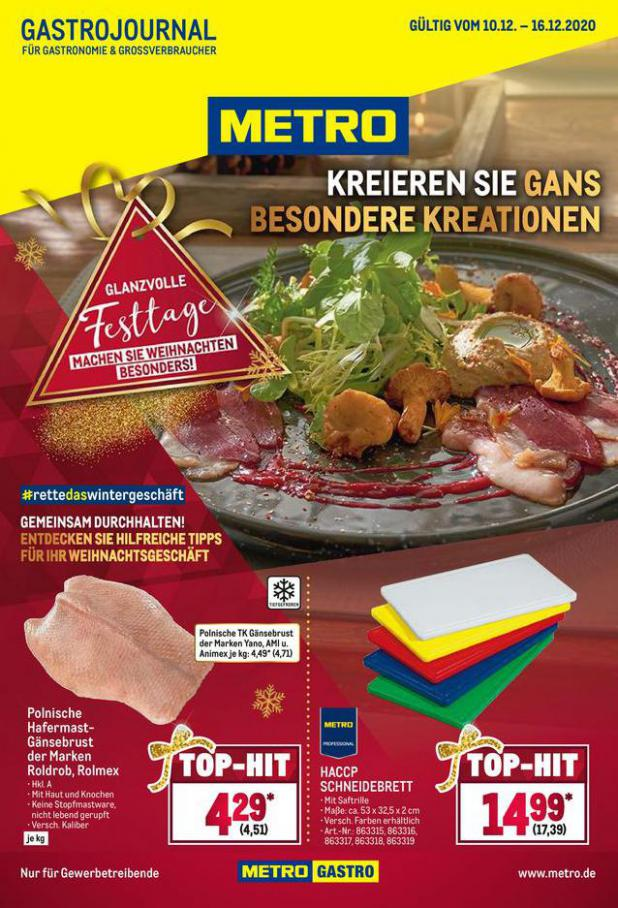 GastroJournal . Metro (2020-12-16-2020-12-16)