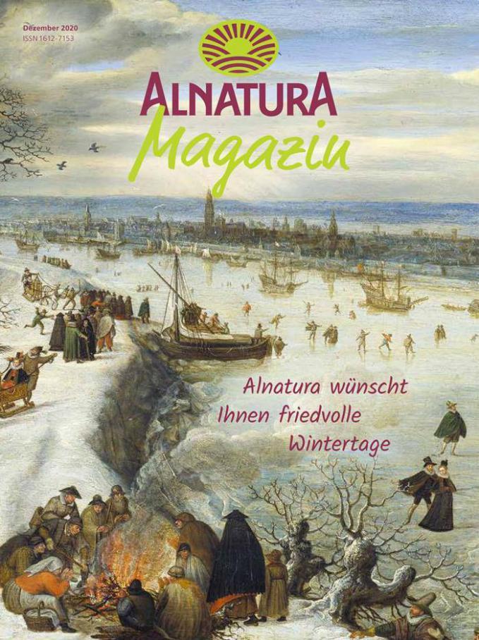 Alnatura Magazin . Alnatura (2020-12-31-2020-12-31)
