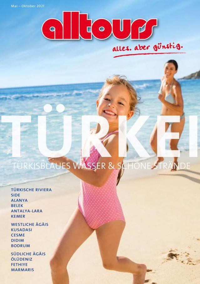 Türkei . alltours Reisecenter (2021-10-31-2021-10-31)