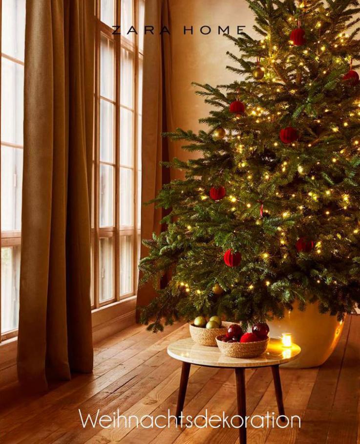 Weihnachtsdekoration . Zara Home (2021-01-03-2021-01-03)