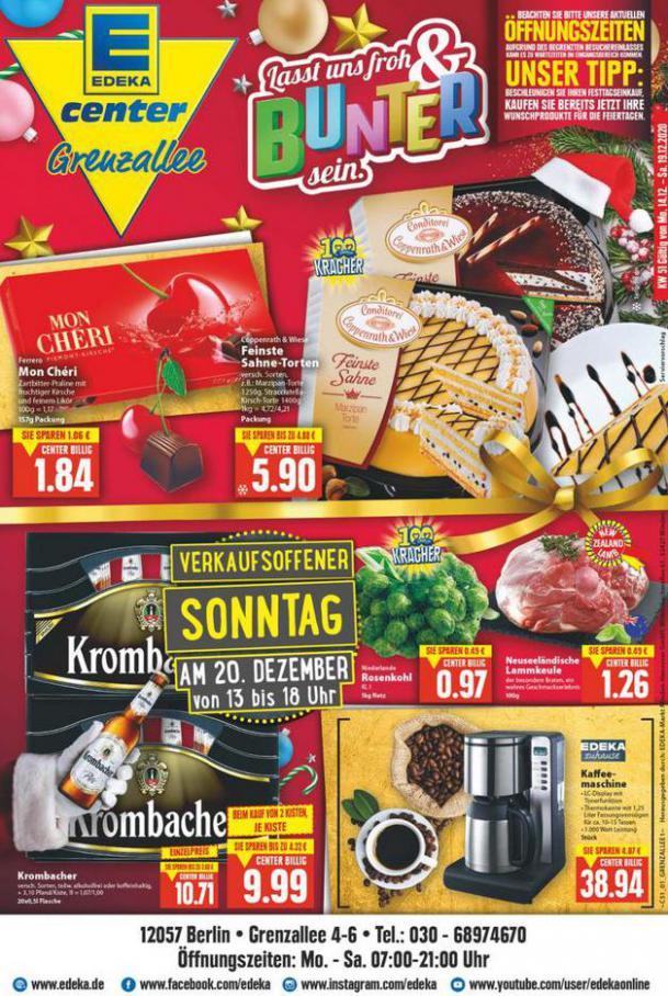Edeka flugblatt . EDEKA (2020-12-19-2020-12-19)