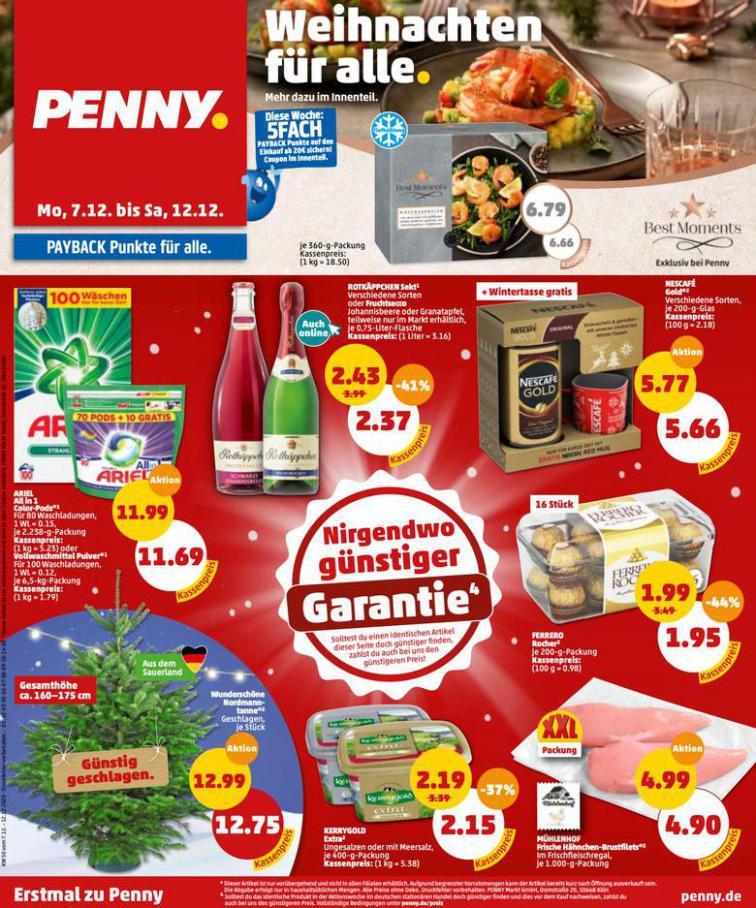 Penny flugblatt . Penny (2020-12-12-2020-12-12)