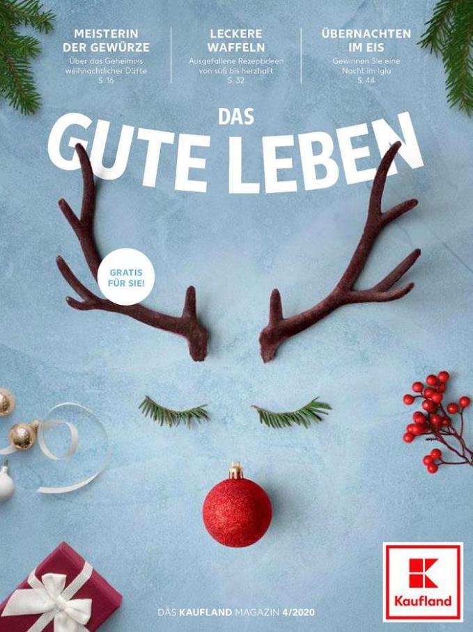 Winterausgabe unseres Magazins . Kaufland (2020-12-31-2020-12-31)