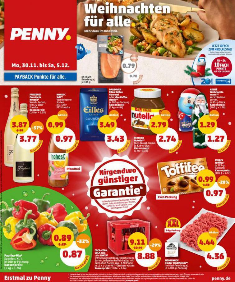 Penny flugblatt . Penny (2020-12-05-2020-12-05)