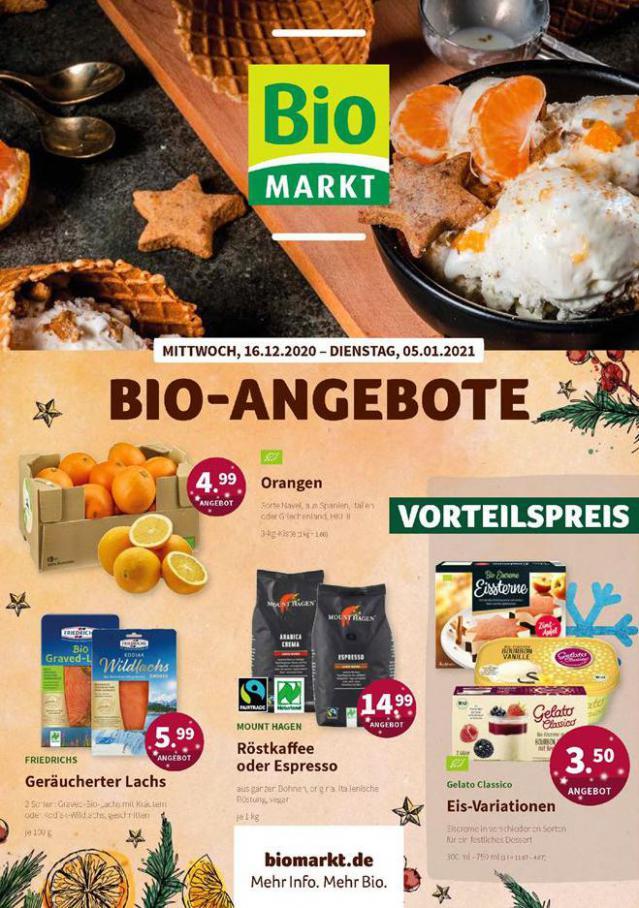 Bio-Angebote . BioMarkt (2021-01-05-2021-01-05)