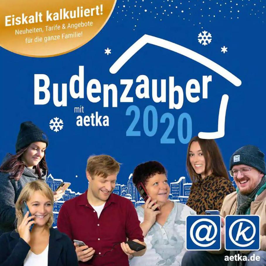 Budenzauber . aetka (2020-12-31-2020-12-31)
