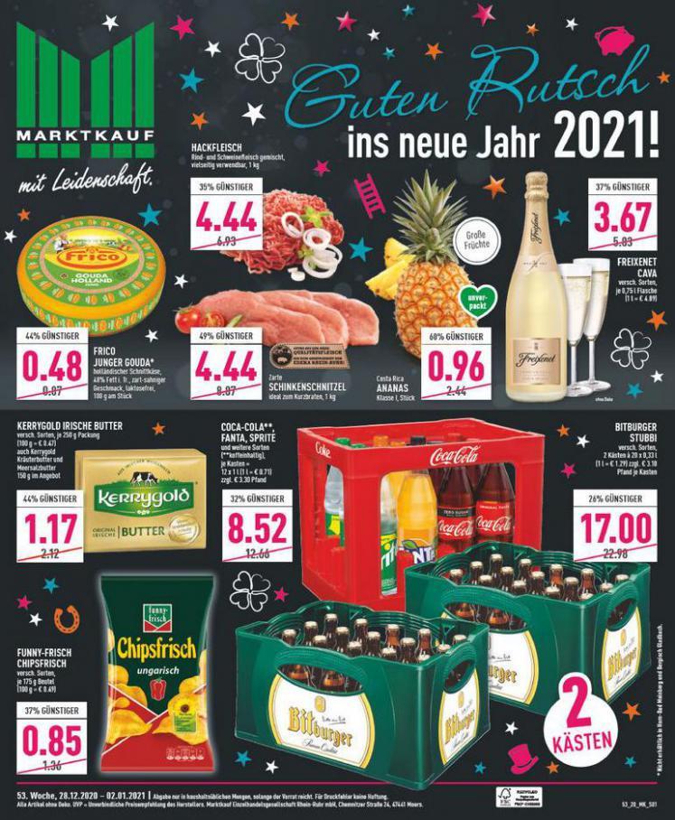 Aktueller Prospekt . Marktkauf (2021-01-02-2021-01-02)