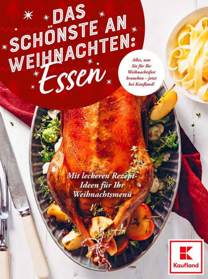 Weihnachtsbooklet . Kaufland (2020-12-26-2020-12-26)