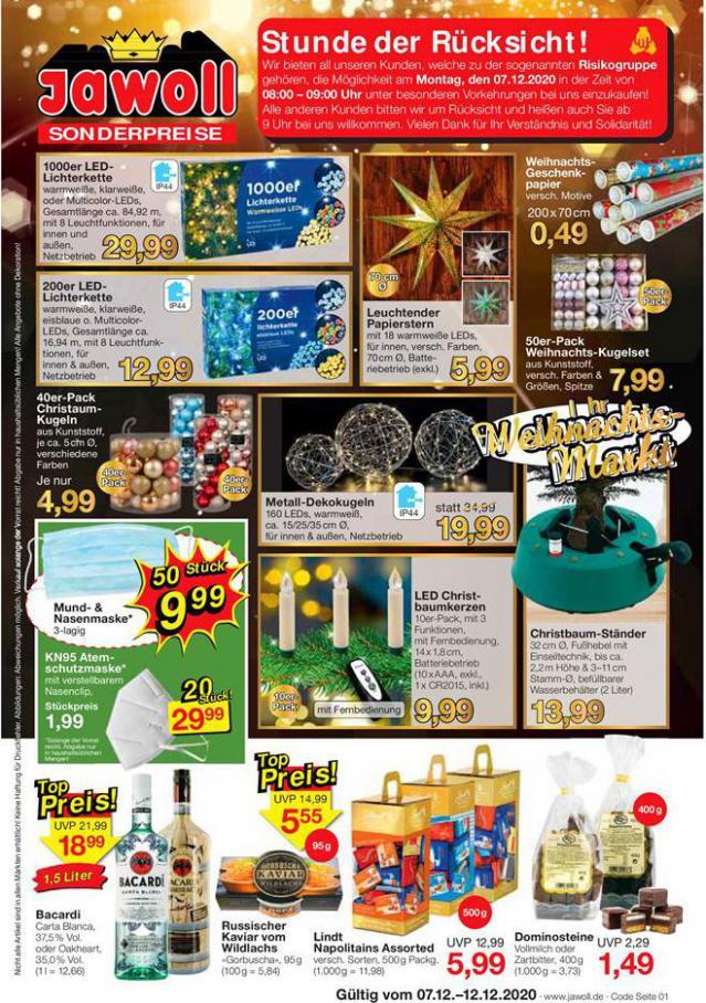 Angebote der Woche . Jawoll (2020-12-12-2020-12-12)