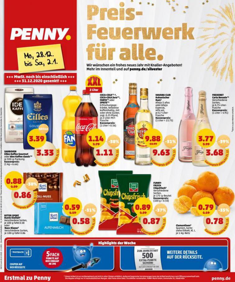 Penny flugblatt . Penny (2021-01-02-2021-01-02)