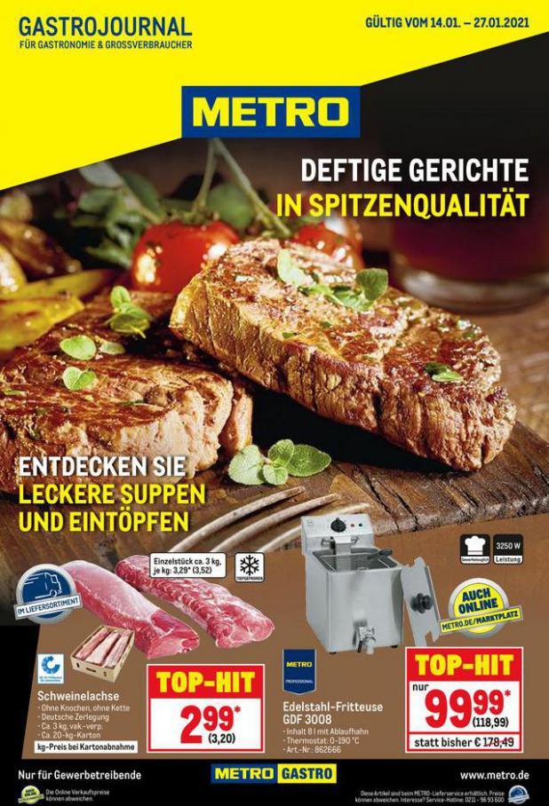 GastroJournal . Metro (2021-01-27-2021-01-27)