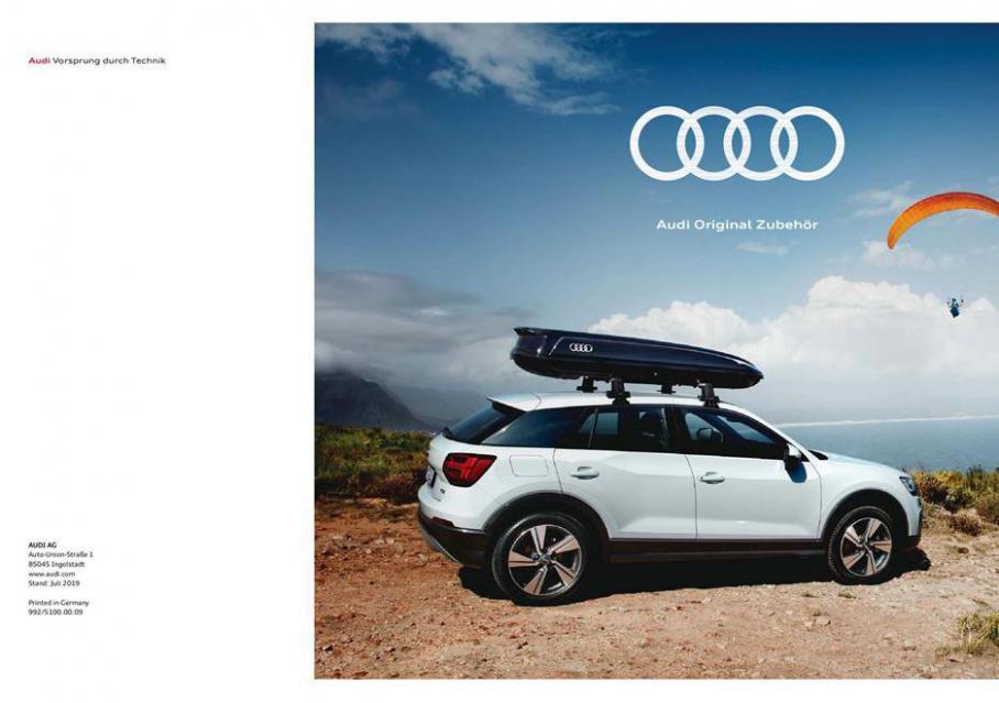 Audi Original Zubehör . Audi (2021-12-31-2021-12-31)