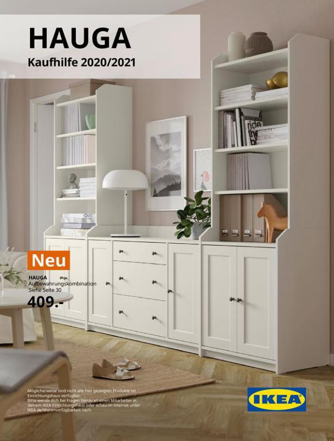 HAUGA Kaufhilfe 2021 . IKEA (2021-02-01-2021-02-01)