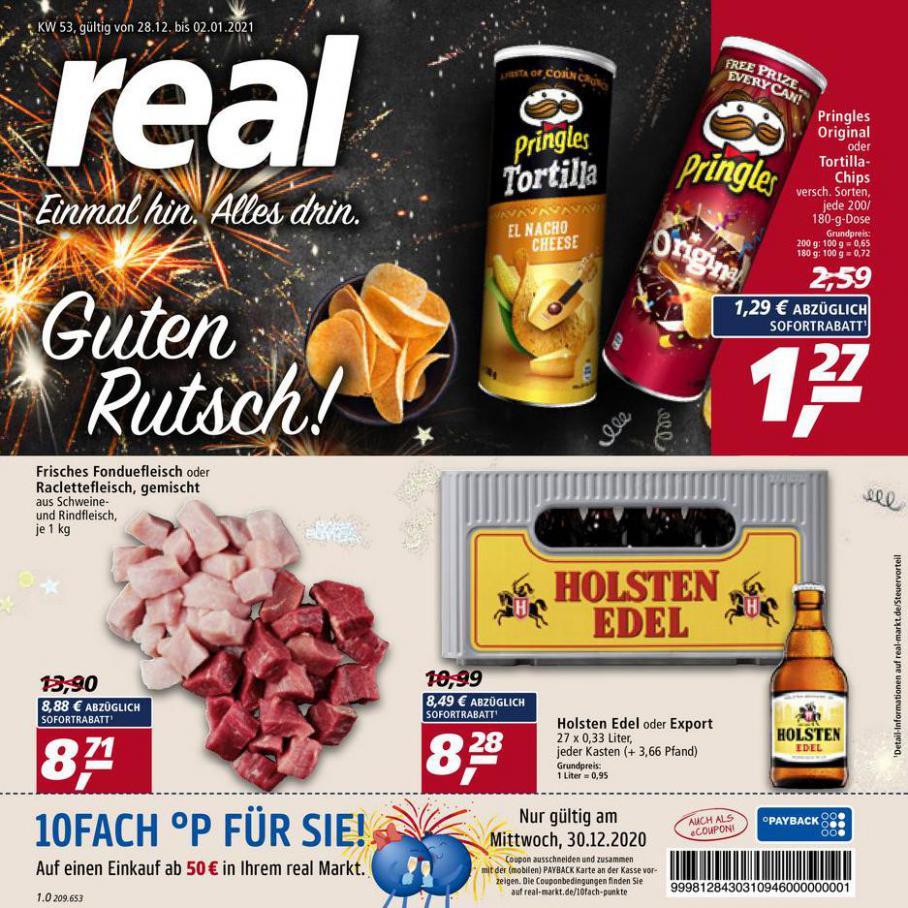 Prospekt Woche 53 . real (2021-01-02-2021-01-02)
