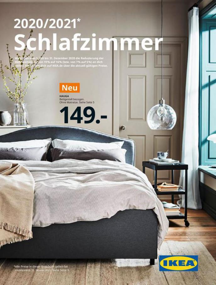 Schlafzimmer 2021 . IKEA (2021-01-31-2021-01-31)