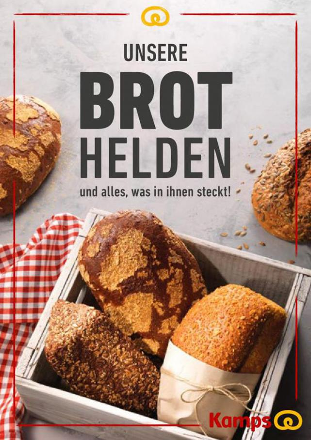 Unsere Brot Helden . Bäckerei Kamps (2021-01-31-2021-01-31)