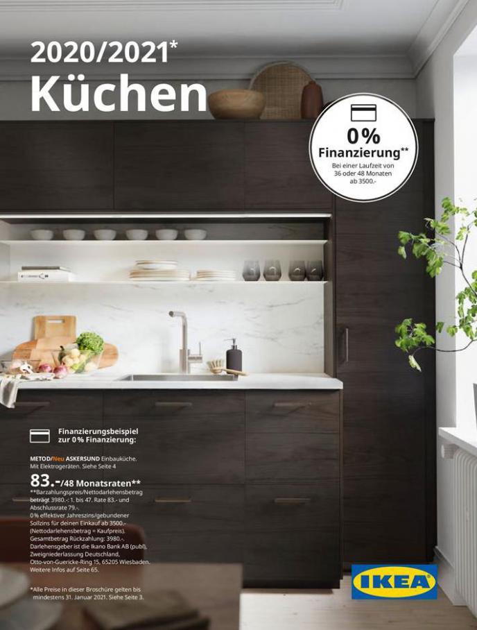 Küchen 2021 . IKEA (2021-01-31-2021-01-31)