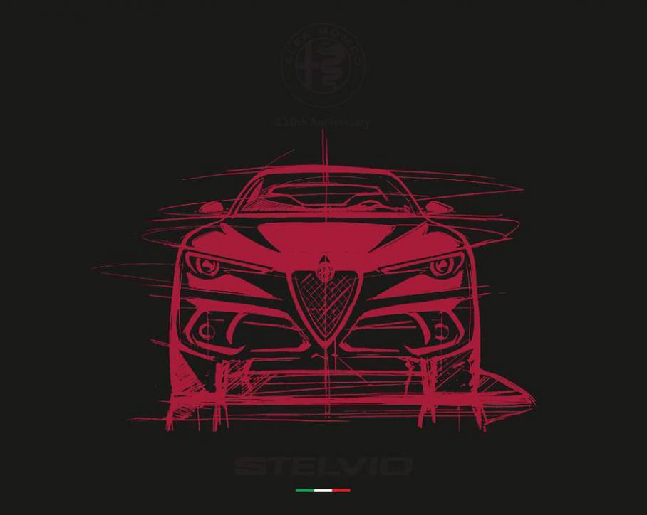 Alfa Romeo Stelvio . Alfa Romeo (2021-12-31-2021-12-31)
