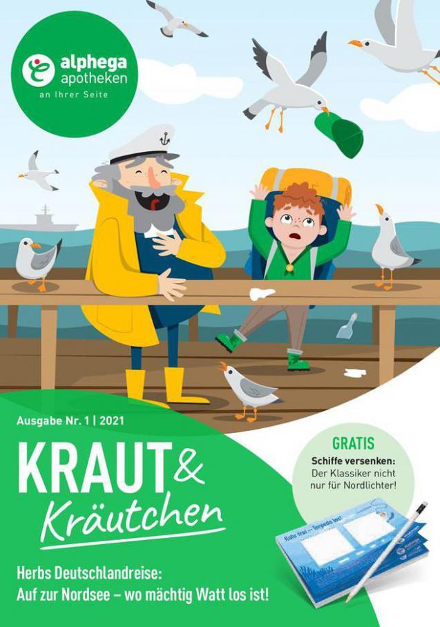 Alphega Kraut und Krautchen MagaziN . Alphega Apotheken (2021-01-31-2021-01-31)