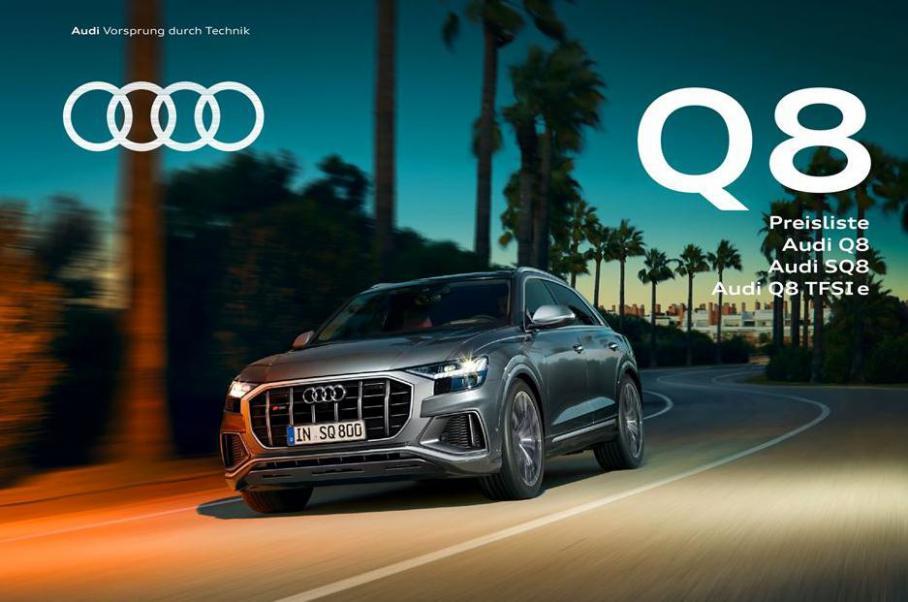 Q8 Preisliste . Audi (2021-12-31-2021-12-31)